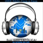 Logo da emissora Web Rádio Face a Face