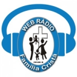 Logo da emissora Web Rádio Família Cristã