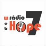 Logo da emissora Rádio Hope 7