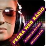 Logo da emissora Pedra Web Rádio