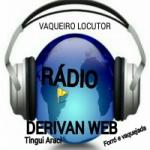 Logo da emissora Derivan Ferreira