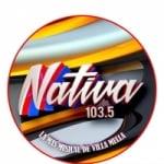 Logo da emissora Radio Nativa 103.5 FM