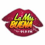 Logo da emissora Radio La Más Buena 91.9 FM