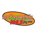 Logo da emissora Radio La Consentida 104.3 FM