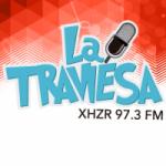 Logo da emissora Radio La Traviesa 97.3 FM