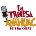 Logo da emissora Radio La Traviesa de Lampazos 95.3 FM