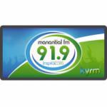 Logo da emissora Radio Manantial 91.9 FM
