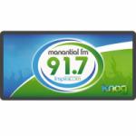 Logo da emissora Radio Manantial 91.7 FM