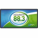 Logo da emissora Radio Manantial 88.3 FM