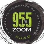 Logo da emissora Radio Zoom 95.5 FM