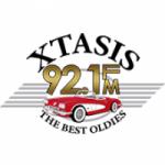 Logo da emissora Radio Xtasis 92.1 FM