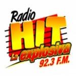 Logo da emissora Radio Hit 92.3 FM