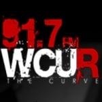Logo da emissora WCUR 91.7 FM