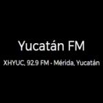 Logo da emissora Radio Yucatán 92.9 FM