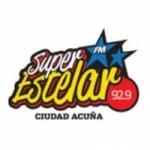 Logo da emissora Radio Super Estelar 92.9 FM