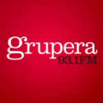 Logo da emissora Radio Grupera 93.1 FM