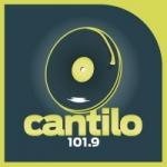 Logo da emissora Radio Cantilo 101.9 FM