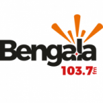 Logo da emissora Radio Bengala 103.7 FM