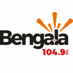 Logo da emissora Radio Bengala 104.9 FM