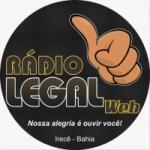 Logo da emissora Legal Rádio On Line