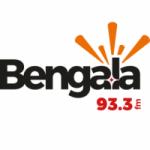 Logo da emissora Radio Bengala 93.3 FM