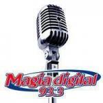 Logo da emissora Radio Magia Digital 93.3 FM