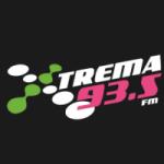 Logo da emissora Radio Xtrema 93.5 FM
