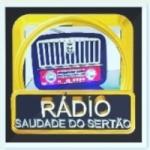 Logo da emissora Rádio Saudade do Sertão