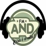 Logo da emissora And FM