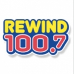 Logo da emissora KYMV 100.7 FM