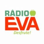 Logo da emissora Rádio Eva