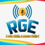 Logo da emissora Rádio Geração Eleita RGE