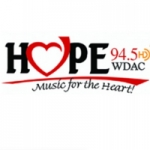 Logo da emissora WDAC HD2 94.5 FM