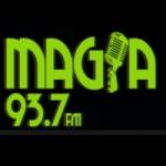 Logo da emissora Radio Magia 93.7 FM