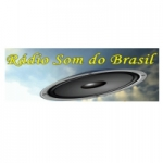 Logo da emissora Rádio Som do Brasil