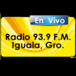 Logo da emissora Radio Iguala 93.9 FM