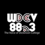 Logo da emissora WDCV The Freq 88.3 FM