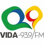 Logo da emissora Radio Vida 93.9 FM