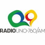 Logo da emissora Radio Uno 760 AM