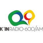 Logo da emissora KI'N Radio 600 AM