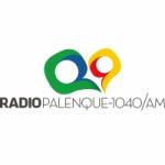 Logo da emissora Radio Palenque 1040 AM