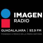 Logo da emissora Radio Imagen 93.9 FM
