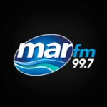 Logo da emissora Radio Mar 99.7 FM
