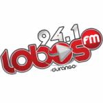 Logo da emissora Radio Lobos 94.1 FM