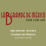 Logo da emissora Radio La B Grande 1220 AM