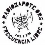 Logo da emissora Radio Zapote 102.1 FM