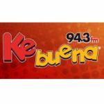 Logo da emissora Radio Ke Buena 94.3 FM