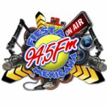 Logo da emissora Radio Fiesta Mexicana 94.5 FM