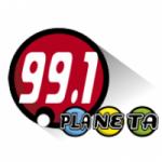 Logo da emissora Radio Planeta 99.1 FM