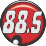 Logo da emissora Radio Planeta 88.5 FM